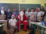 Mikołaj w szkole 2018