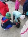 Przedszkolaki w gospodarstwie